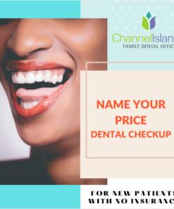 Name Your Price Dental Checkup